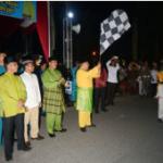 BUPATI SAFRIAL : FESTIVAL ARAKAN SAHUR HARUS MENJADI PEREKAT PERSATUAN