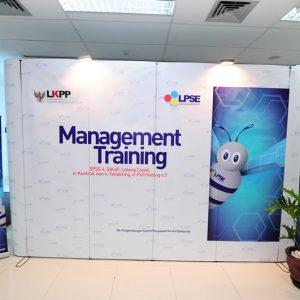 Management Training LPSEBatch 11 dan Administrator System LPSE – Batch 4