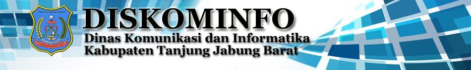 Website Dinas Kominfo