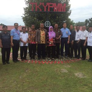 Kepala Dinas Kominfo Hadiri Acara di TK YPMM Tebing Tinggi